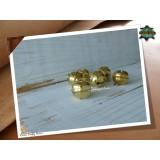 Golden Jingle Bells, 24pcs
