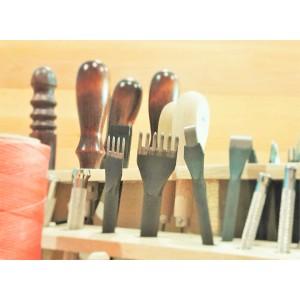 Leathercraft Workshop plz call 0124366648 for enquiry