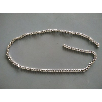 Bag Chain 8mm Silver - 2 meters