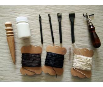 Leather Craft Tool Set