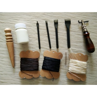 Leather Craft Tool Set