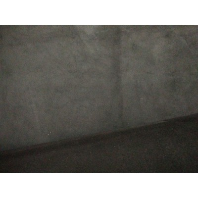 Cow Nubuck Black - Min 4sqft