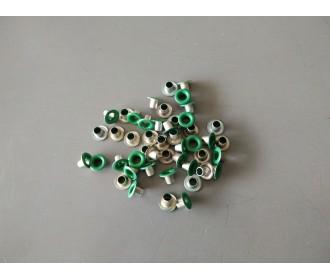 Eyelet Green - 50pcs