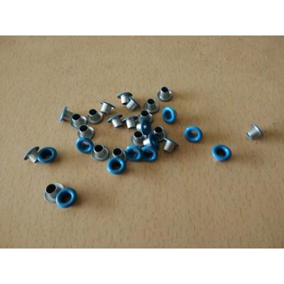Eyelet Blue - 50pcs