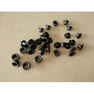 Eyelet Bronze - 50pcs