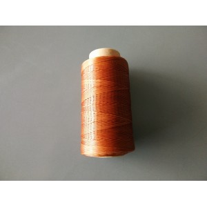 Polyester Waxed Thread - Brown