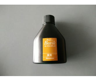Seiwa Japan Leather Surface Dye 100ml - Yellow Tea