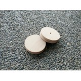 Basic Round Wooden Edge Slicker