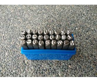 Alphabet Stamping Tool Refine